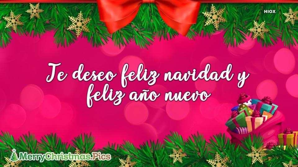Navidad Y Feliz Año Nuevo Feliz Navidad Imagenes, Mensajes
