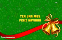 Buenos Días. Avanzar Feliz Navidad