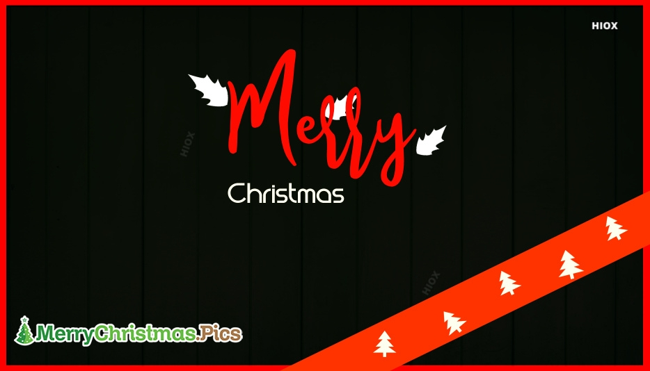 Black and Red Christmas Pictures