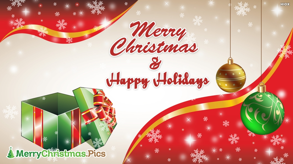 Best Merry Christmas Wishes and Christmas Messages