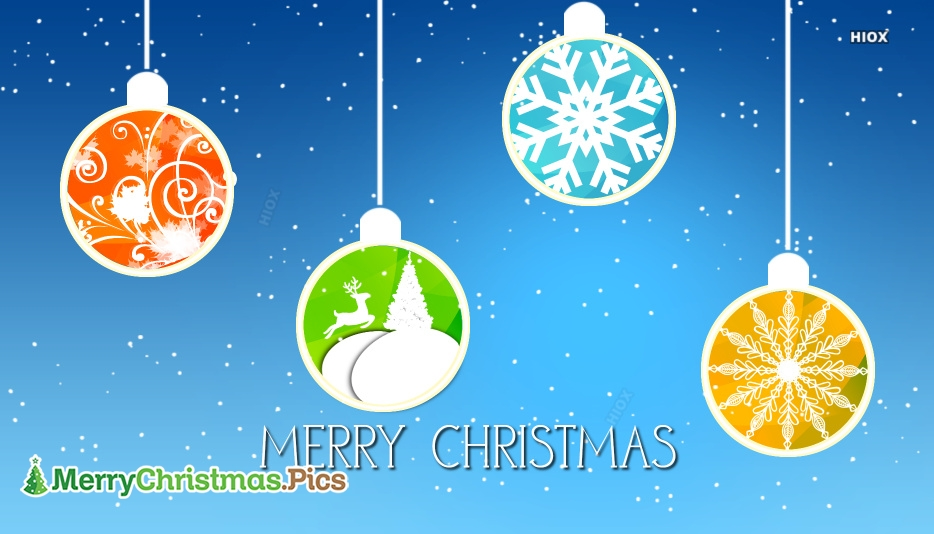 Merry Christmas Background For Phone