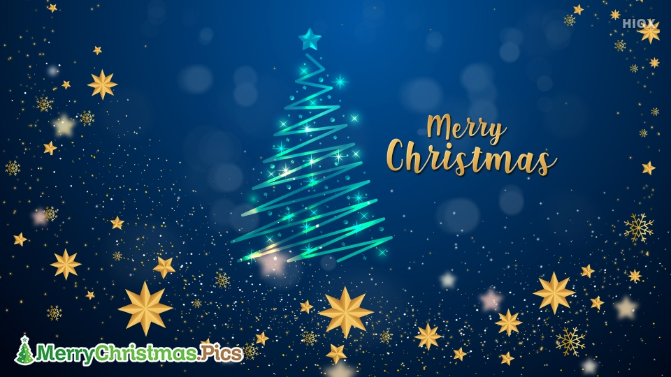 Merry Christmas English Wishes