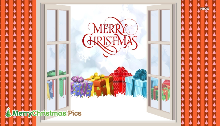 Merry Christmas Gifts Greetings Pictures