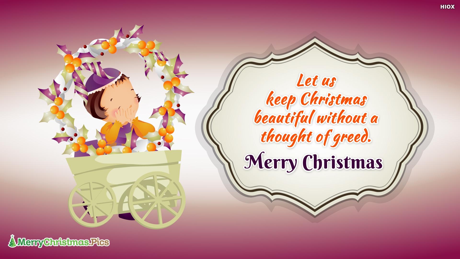 Merry Christmas Image HD