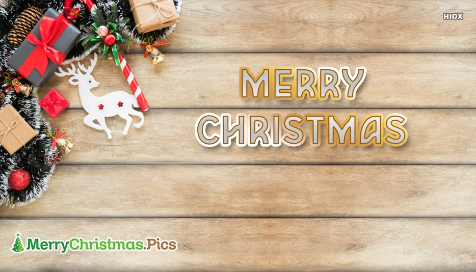 Merry Christmas Gifts Images