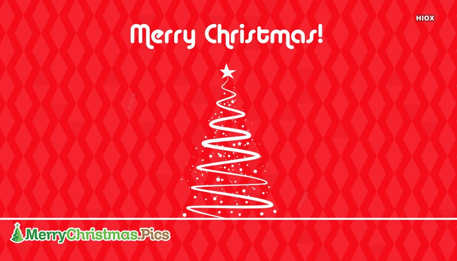 Merry Christmas Trees Images, Photos