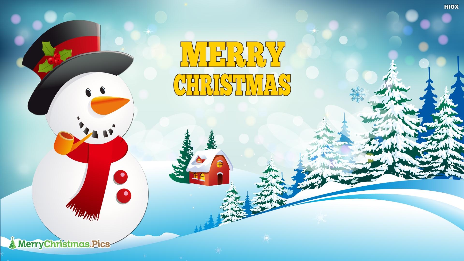 Merry Christmas Olaf