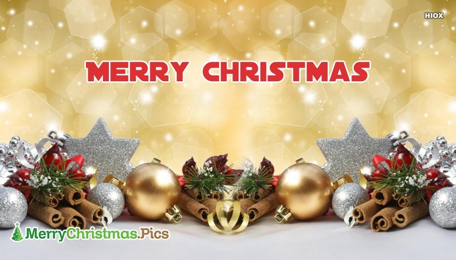 Merry Christmas Religious