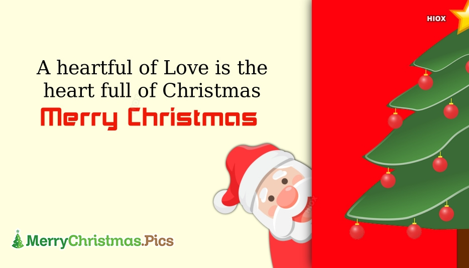 merry christmas thought images
