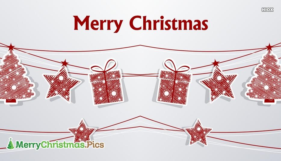 Merry Christmas Transparent