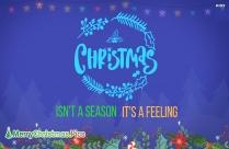 Christmas Isn