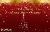 Merry Christmas Twinkling Image