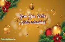 Good Morning Merry Christmas Malay