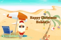Merry Christmas To All Of You Image