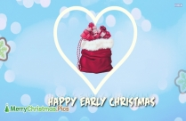 Merry Xmas Greeting