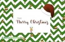 Warm Merry Christmas Image