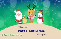 Have A Merry Christmas Everyone Image
