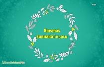 Merry Christmas Urdu Friends