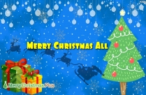 Happy Christmas Day Ecard