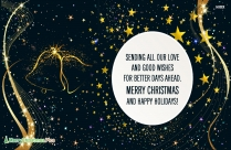 Merry Christmas Wishes Message