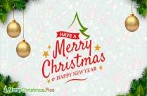 Merry Christmas Wallpaper Download
