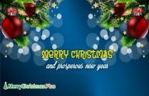 Merry Christmas Glitter Images