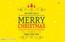 Merry Christmas Whatsapp DP Pic