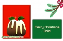 Christmas Wishes for Children Greetings Image