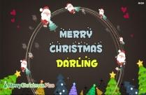Merry Christmas Love Image