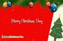 Merry Christmas Day Image