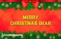 Merry Christmas Images for Boyfriend