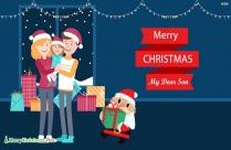 Merry Christmas Dear Husband