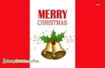 Merry Christmas Dp Image