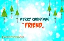 Merry Christmas My Dear Image