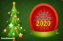 Merry Christmas HD Wallpaper 2020 Image Download