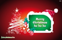 Merry Christmas Wishes My Lovely Friends
