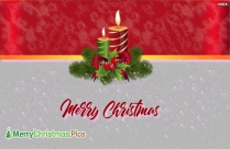 Merry Christmas In Cursive