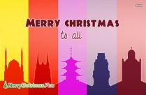 Merry Christmas In Different Religions