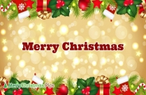 Merry Christmas Scripture | Enjoy The Festive Season To The Fullest