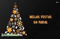 Merry Christmas In Romansh