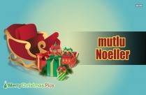Merry Christmas In Turkish