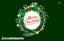 Merry Christmas And Happy New Year 2020 Pic