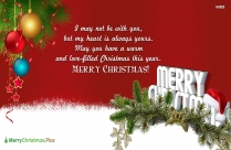 Merry Christmas Dear Quotes