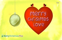 Have A Merry Christmas My Dear! @ Merrychristmas.Pics