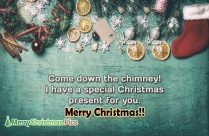 Merry Christmas For Boyfriend