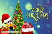 Merry Christmas Gift Pic