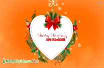 May Your Christmas Be Wrapped In Love Image