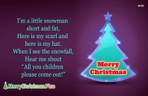 Merry Christmas Poems For Friends And Family