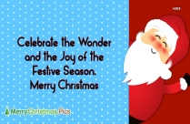 Merry Christmas Quotation