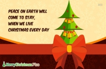 Happy Christmas to All Wallpaper